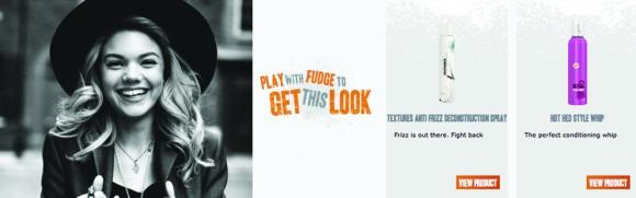 Fudge Lookbook