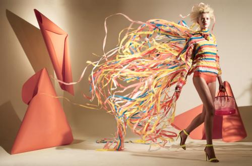 Paper Dresses