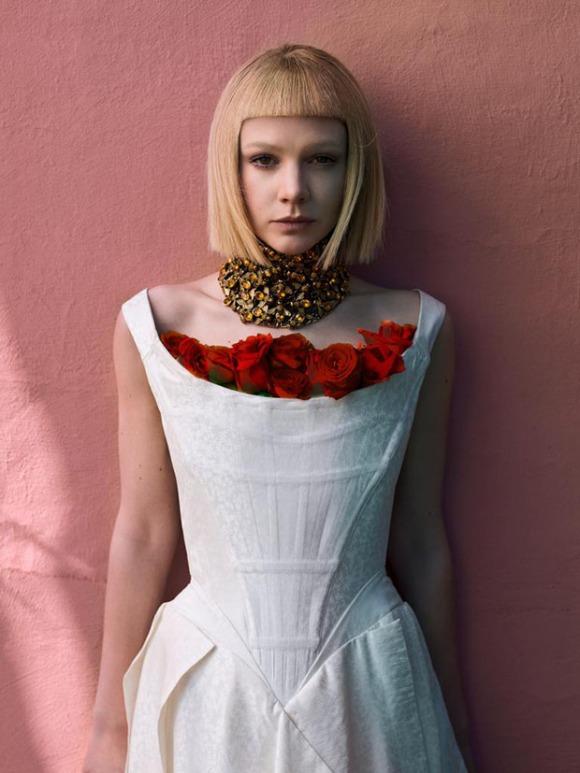 Flaunt Magazine Carey Mulligan