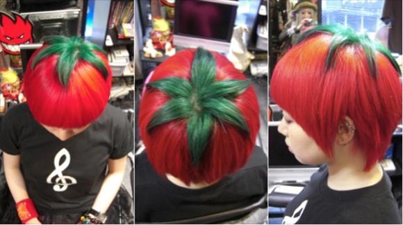 Tomatenhaar