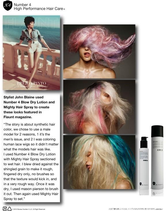 07.12 Flaunt Magazine