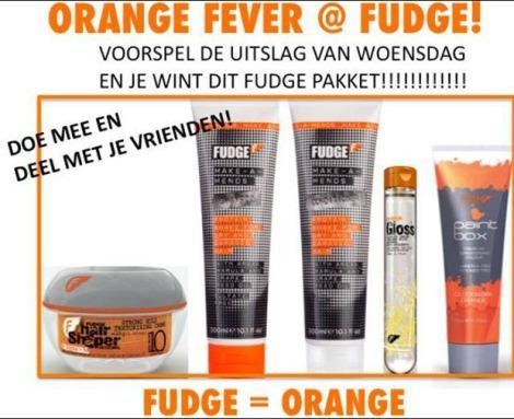 Fudge WK
