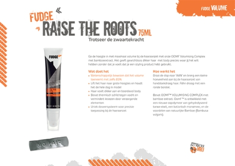 Raise the roots