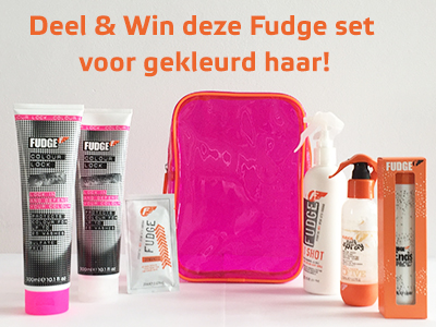 Deel en Win fudge
